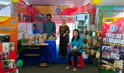 Fapet Unikama Ikuti Expo Pembangunan Kabupaten Malang
